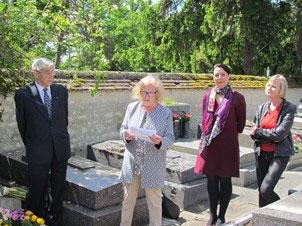 Hommage à Milosz - Fontainebleau 2017