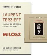 Cahiers de l'association Les Amis de Milosz - Numéro 19 - Sommaire détaillé