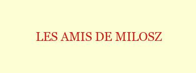 O. V. de L. MILOSZ – L'INTOUCHABLE SOLITUDE D'UN ÉTRANGER